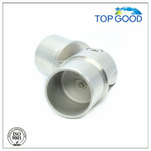 Stainless Steel with Joint   Adjustable Tube Connector (52027) pictures & photos