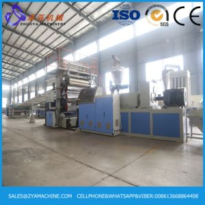 PVC Lmitation Marble Sheet Making Machine pictures & photos