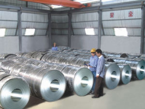 Hot Dipped Galvanized Steel Coil, Galvanized Coil, Gi Coil pictures & photos