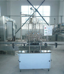 Small Oil Filling Machinery pictures & photos