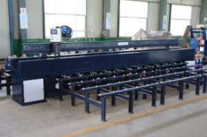Plate-Jointing Machine for Stainless Steel and Aluminum pictures & photos