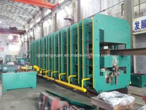 Conveyor Belt Hydraulic Rubber Press Machine, Rubber Press Machine Price pictures & photos