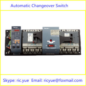 Breaker Type Automatic Transfer Switches with External Controller (JATSNB-250 4P) pictures & photos