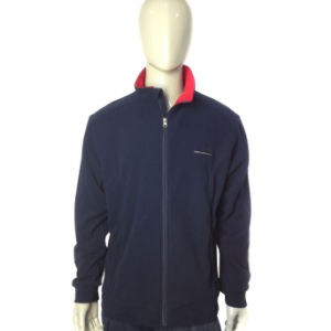 Custom Design Men′s Polar Fleece Jacket pictures & photos