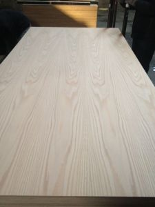 Natural American Red Oak Veneer Fancy MDF /HDF in Decorative pictures & photos