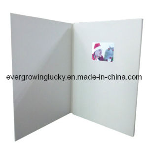 2.4inch LCD Screen Video Greeting Card pictures & photos