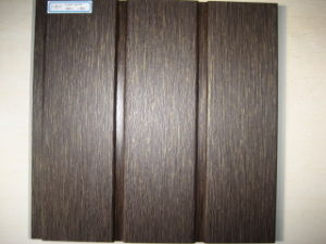 Triple Grooves PVC Laminated Panel (F240) pictures & photos