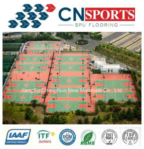 Ce Approval High Quality Outdoor Basketball Court for Stadium pictures & photos