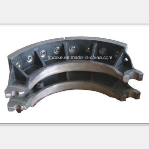 High Quality Cast Iron Heavy Duty Truck Brake Shoes pictures & photos
