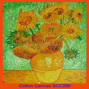 High Quality Solvent Digital Printing Textile Art Canvas pictures & photos