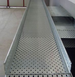 High Quality and Flexible Slotted Cable Tray pictures & photos