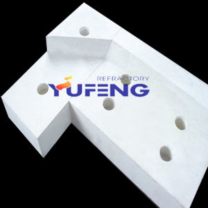 Fireclay Tin Bath Bottom Brick for The Floating Glass Furnace pictures & photos