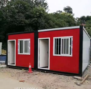 Economical Shipping Mobile Container House pictures & photos