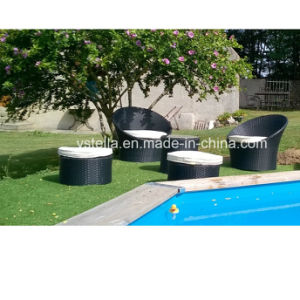 Model Garden Outdoor Patio Wicker Rattan Set pictures & photos