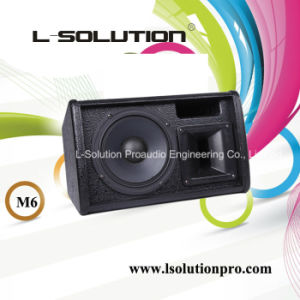 M6 Small Professional Loud Speaker PA Speaker