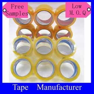 2014 Hot Sell Self Adhesive BOPP Clear Tape for Packing