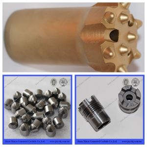 Mining Excavator Blade Tips Tungsten Carbide Drill Button Bits pictures & photos