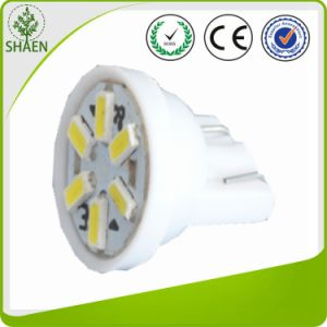 Car T10 3014 6SMD LED Bulb W5w LED Lamp pictures & photos