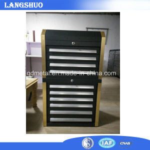 Cold Rolled Steel Two Parts Tool Box with Drawers pictures & photos