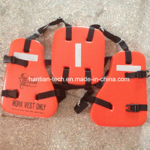 Black Working Life Vest for Oil Platform (HTYS-1) pictures & photos