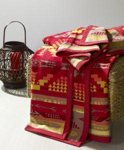 Jacquard Cotton Blanket