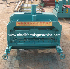 Custom Galvanized Glazed Tile Roll Forming Machine (XH860)