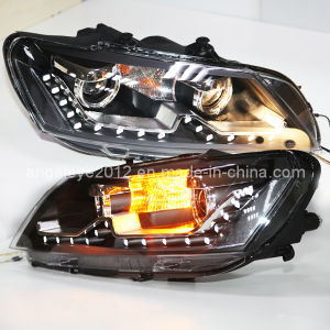 Magotan European Version Passat B7 LED Head Lamp