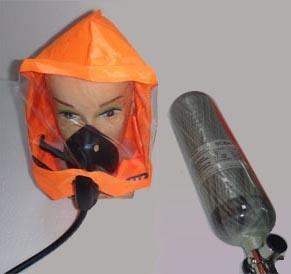 200bar Carbon Fiber Tank Oxygen Breathing Apparatus pictures & photos