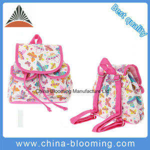 School Student Daypack Book Bag Drawstring Backpack Bag pictures & photos