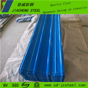 Hot-Dipped Galvanized Corrugated Roofing Sheet for Roofs pictures & photos