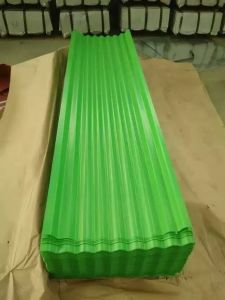 Color Corrugated Roofing Sheet for Roof Tile pictures & photos
