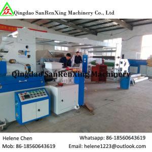 Sr-A100 Foam Label Paper Sheets Laminating Machine pictures & photos