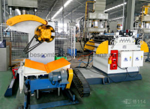 Rolling Mill Hydraulic Decoiler with Car Coil pictures & photos