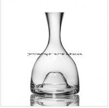 Unique Design Wine Glass Decanter Bottle (XJQ-14) pictures & photos