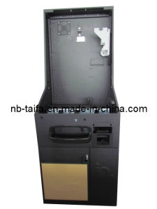OEM Game Machine Cabinet Powder Coated Black