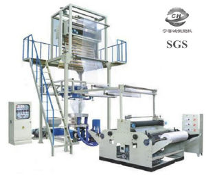 Chsj-50c Lifting and Rotatinghead Film Blowing Machine (PE Heat-shrinkable Film) pictures & photos