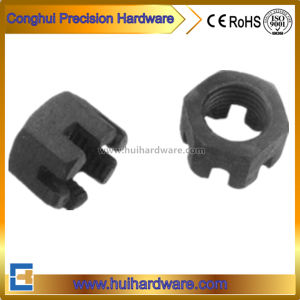 DIN935 Hex Slotted Nut, Castle Nut pictures & photos