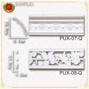Plastic Cornices (PUX07-Q, PUX08-Q) pictures & photos