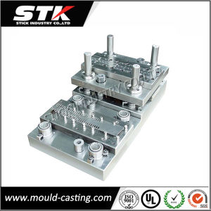 Plastic Injection Mould, Customized Precision Metal Stamping Dies /Moulds pictures & photos