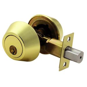 Double Deadbolt Locks, Door Lock (505401) pictures & photos
