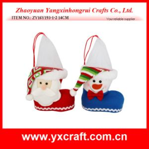 Christmas Decoration (ZY16Y184-1-2-3 29X13CM) Holiday Decoration Gift Use pictures & photos