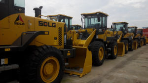 Sdlg 3t Front End Loader LG936L for Farm Quarry and Sanding pictures & photos