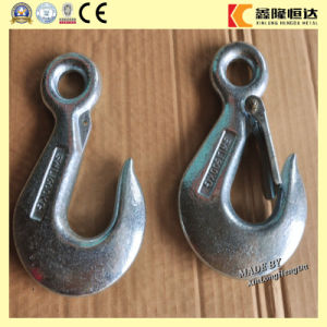 G100 EU Type Eye Self Lock Hook pictures & photos