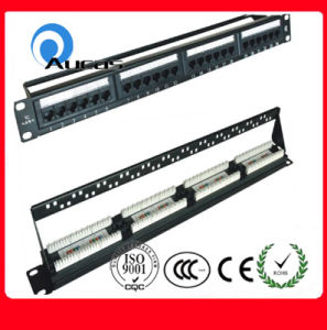 Cat5e UTP 24 Port Patch Panel