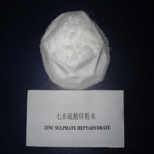 White Crystal Zinc Sulphate Heptahydrate pictures & photos