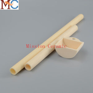 Factory Price Insulating Alumina Ceramic Thermocouple Protection Tube pictures & photos