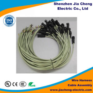 High Quality Wiring Harness and Computer Cable with OEM Service pictures & photos