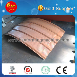 Vertical Type Automatic Curving Machine pictures & photos