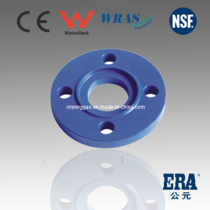 PPR DIN Standard Steel Flange Socket pictures & photos