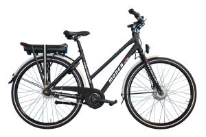 New Electric City Bike E-Bike Mobility Scooter Family Electric Bicycle 100km Ride 8fun Motor 500W pictures & photos